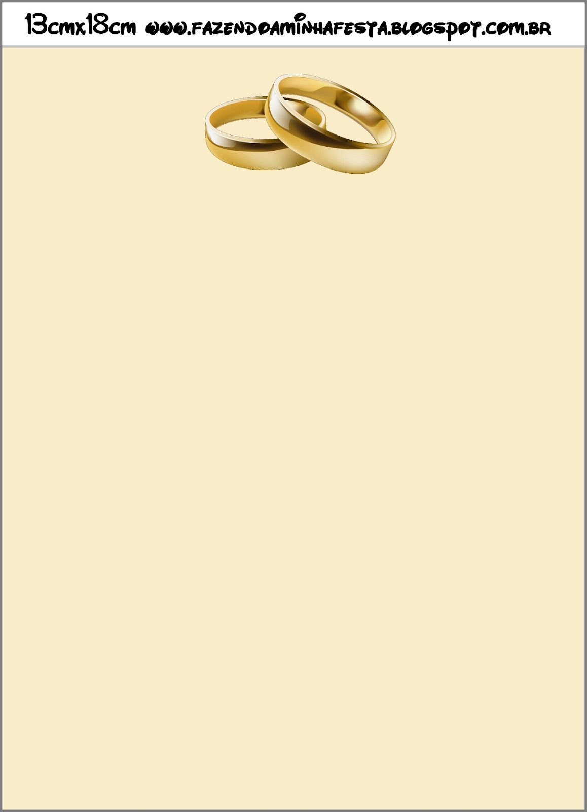 Convites de Casamento Simples - Papel e Estilo Convites
