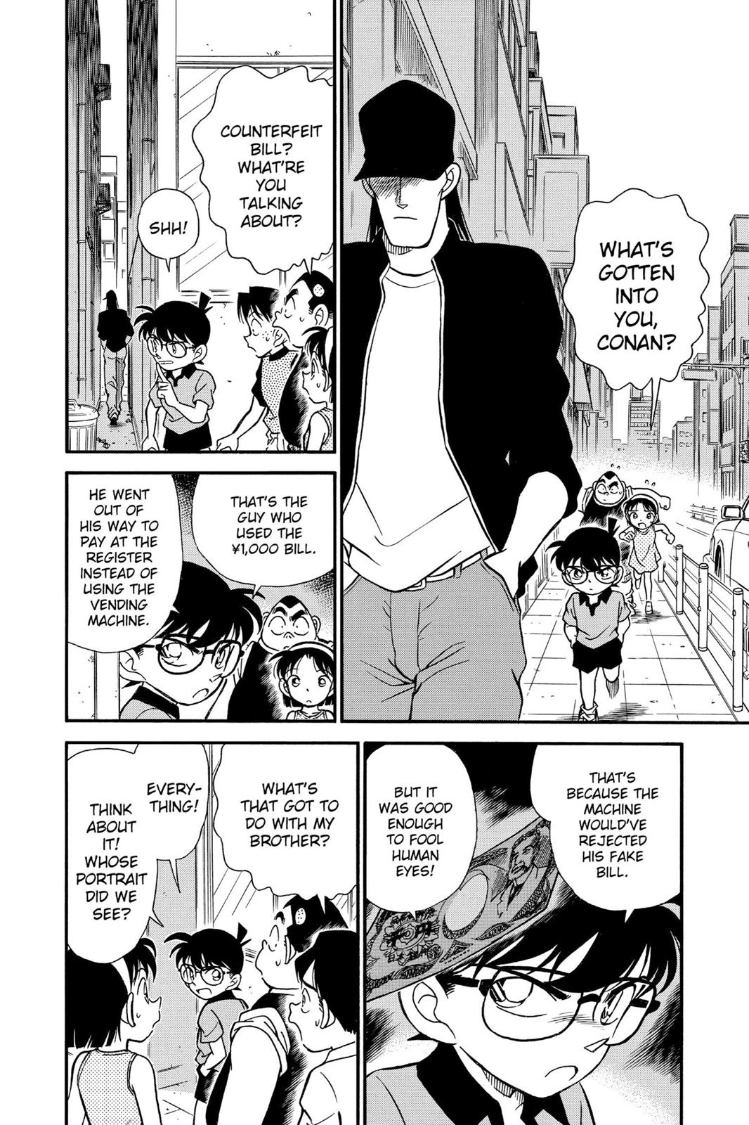 Detective Conan Chapter 177 v2 page 2