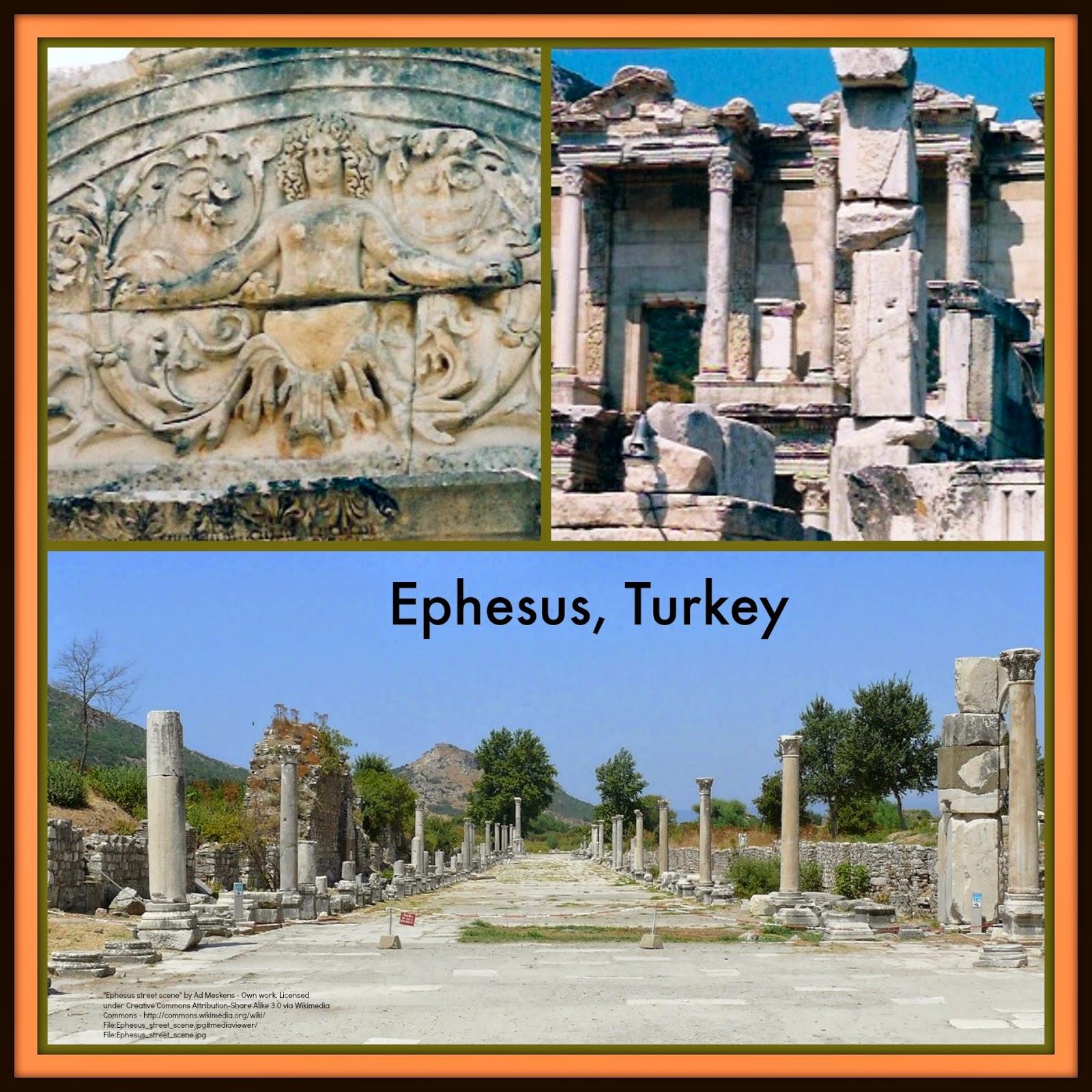 Linda with zoe 39 s cruises tours fun cruising tips photos ephesus kusadasi turkey - Ephesus turkey cruise port ...