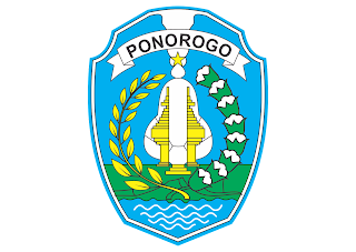 download Kabupaten Ponorogo Logo Vector