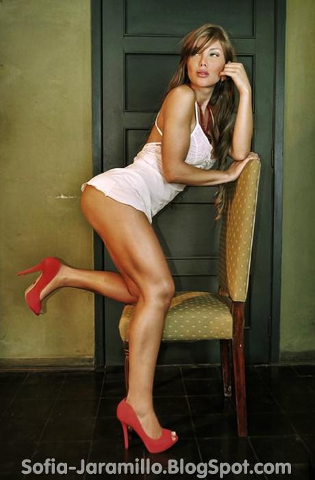 Zoe Morrell Nude