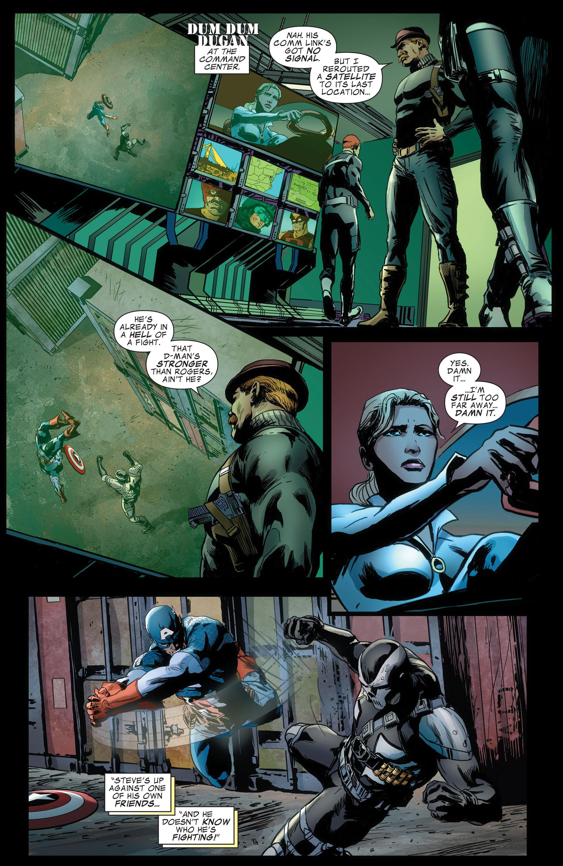 Captain America (2011) Issue #14 #14 - English 7
