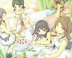 Chicas Inazuma