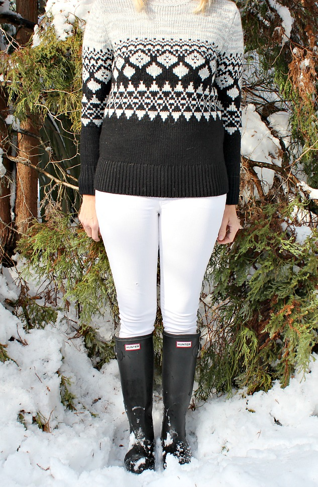 Falling In Love with Fair Isle - Pieces of a Mom