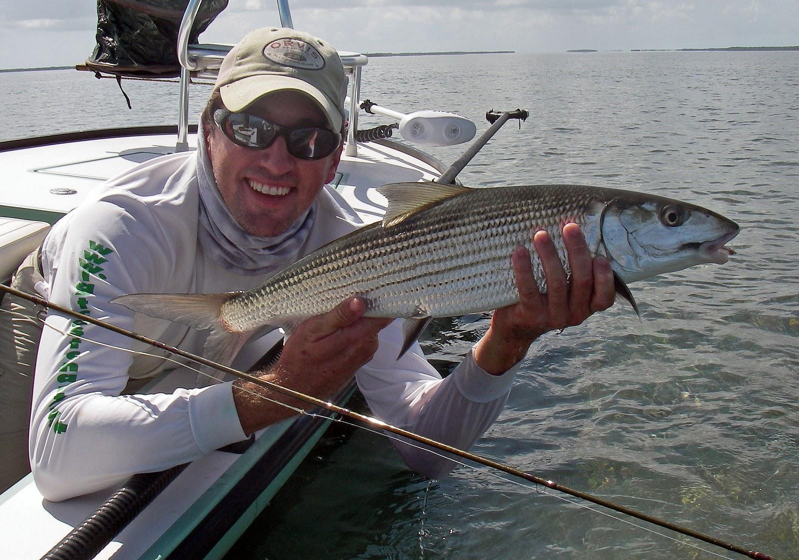 Sight fish charters florida keys flats fishing report for Florida keys fishing guides