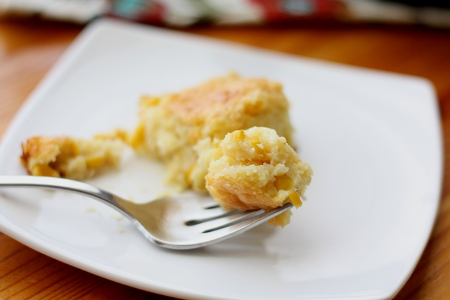 Classic Corn Pudding ~ Made From Scratch recipe by Barefeet In The Kitchen