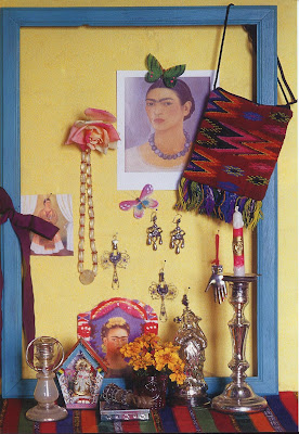 Frida Kahlo, a Mexican artist, loved to adorn herself in the jewelry and clothes of her native country. She often wore heavy Amerindian necklaces and silver jewelry, such as the filigree silver earrings shown here.