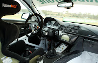BMW 335i Production Race Saloon 2012 Interior