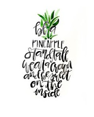 Be a Pineapple !