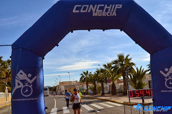 IªMedia Maratón Bahía de Mazarrón