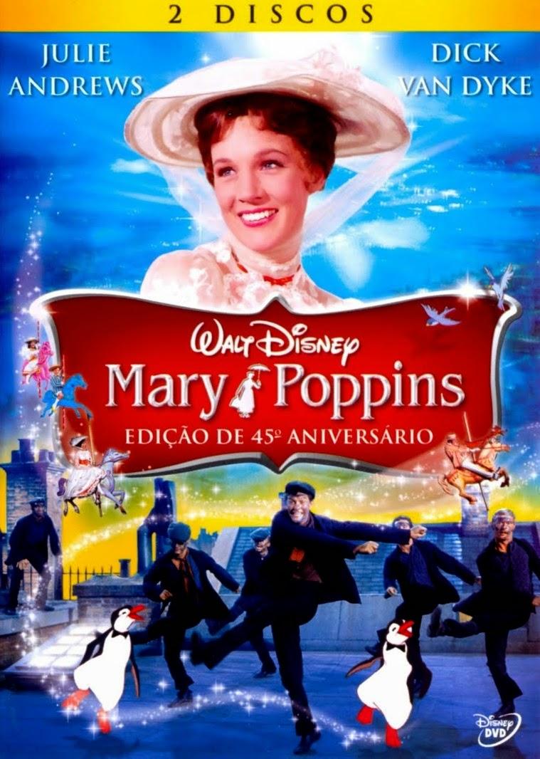 Mary Poppins – Dublado (1964)