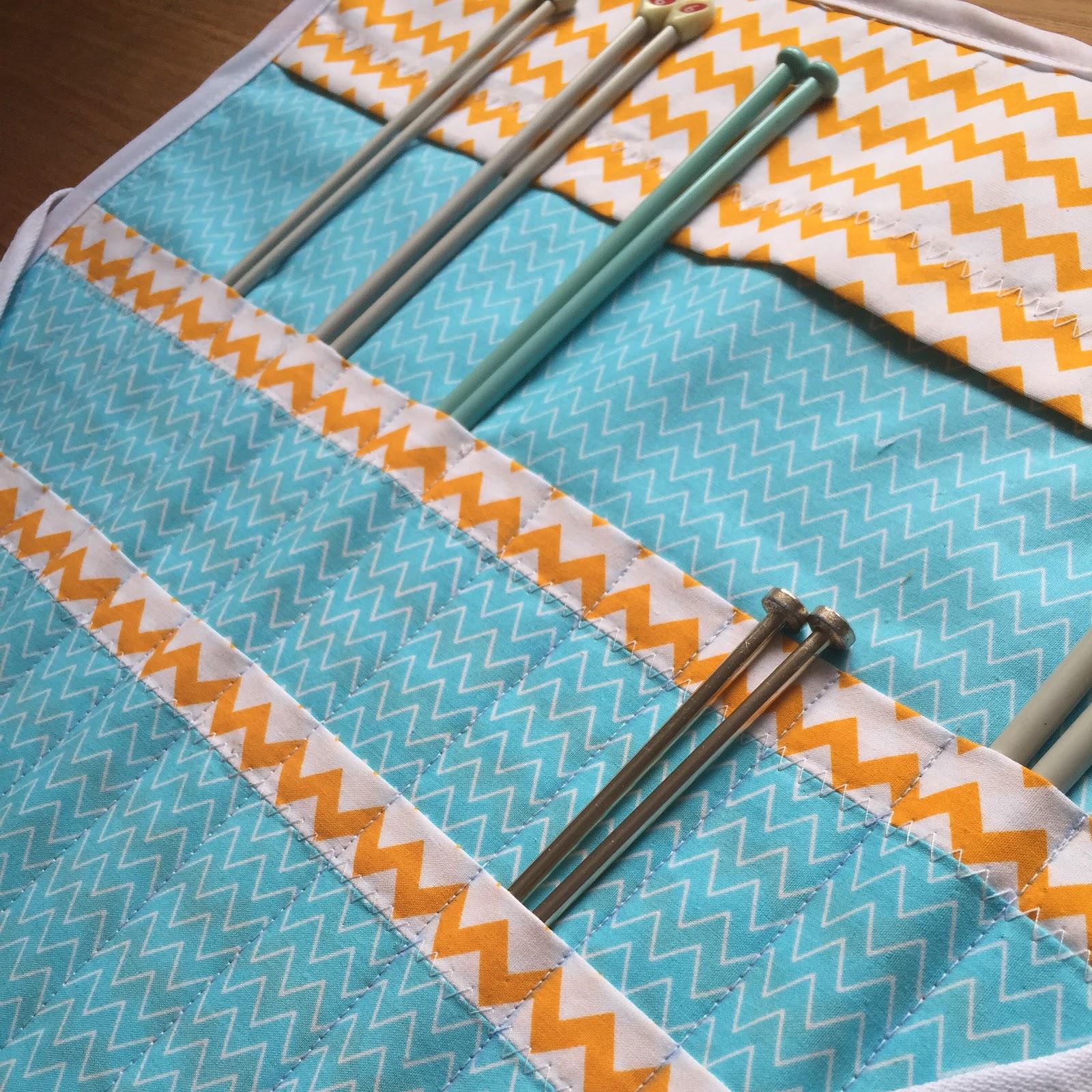 Needle Case Wrap Great British Sewing Bee Sewing Kit | Garden, Tea ...