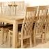 Bàn Ghế Phòng Ăn, Mẫu Bàn Ghế Ăn Gỗ Sồi Đẹp Sang Trọng Nhất 2014
