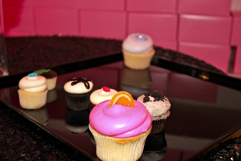 Georgetown Cupcake Recipe Book