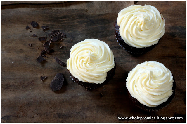 chocolate coconut cupcake recipe