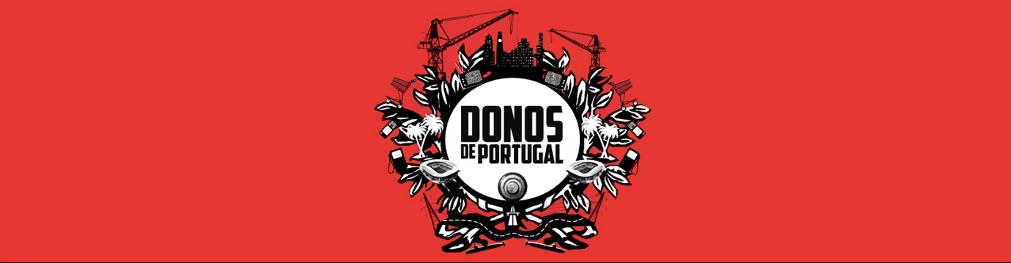 Filme Donos de Portugal