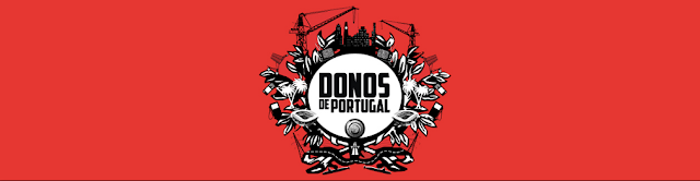 Os Donos de Portugal, desenho de Rita Gorgulho