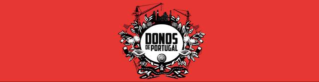 Os Donos de Portugal, desenho de Rita Gorgulho