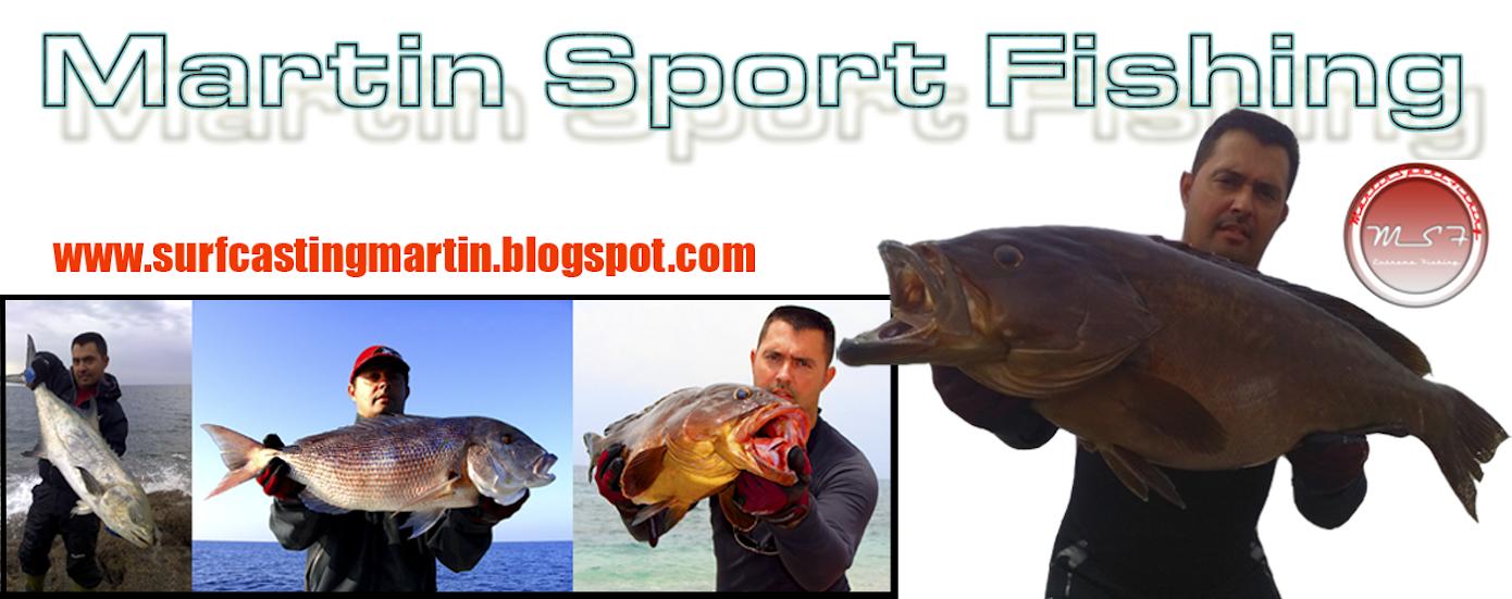 MARTIN SPORT FISHING