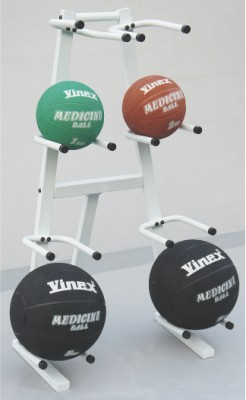 MedicineBall Storage Rack – Senior