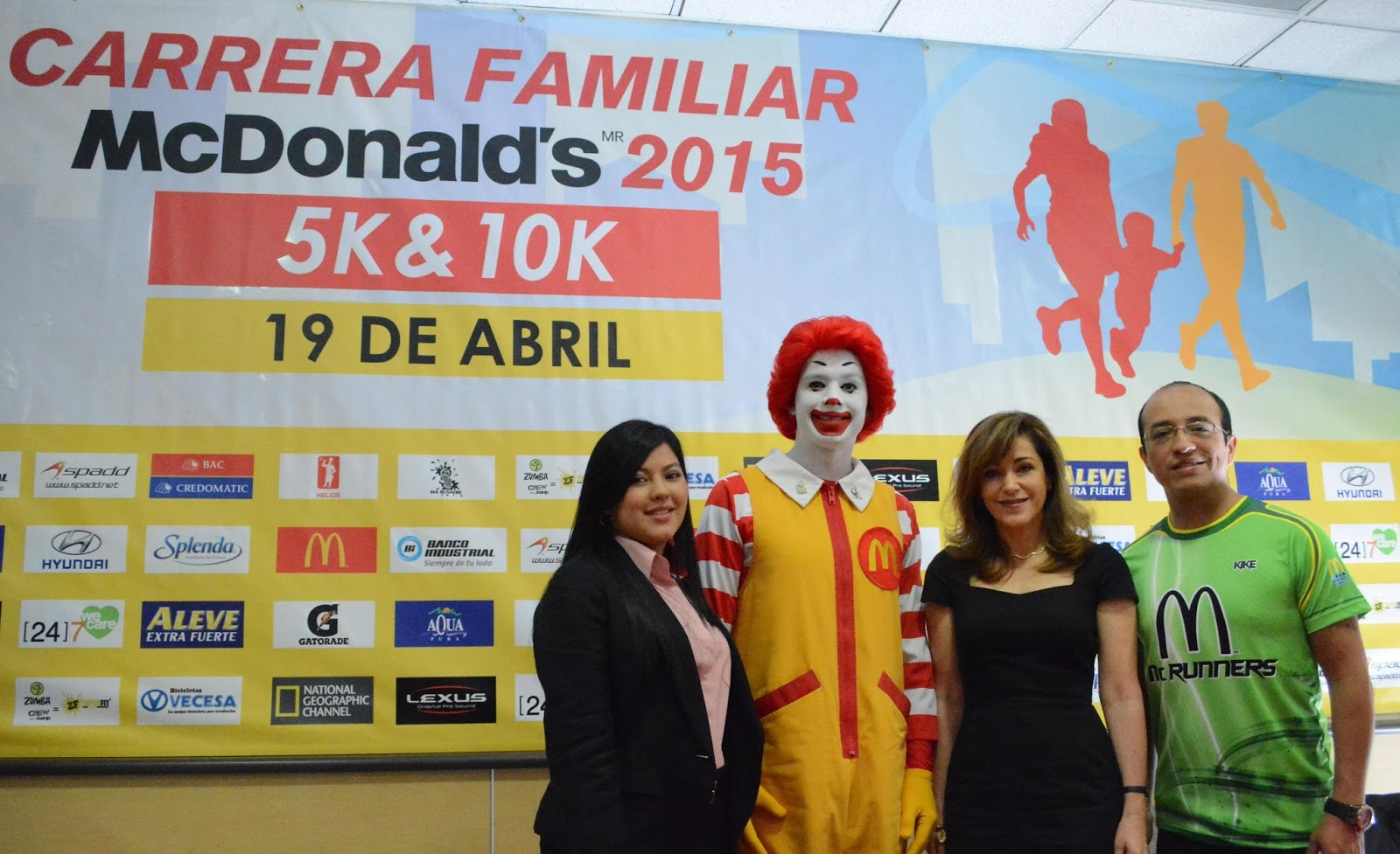 mcdonalds 10k The largest and most popular rmhc event is the stone crab festival friday, november 2, 2018 ronald mcdonald house charities will host the 20th.