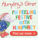 I'm feeling festive with Humphrey