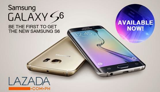 Samsung Galaxy S6 and S6 Edge Now Available, Price Starts at Php31,999