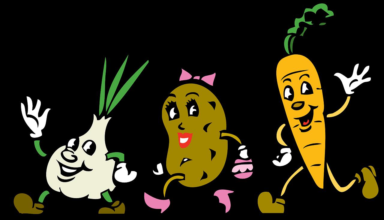 5 Tips Agar Suka Makan Sayur Sayuran