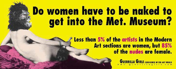 WMST 250: Feminist Art Gallery