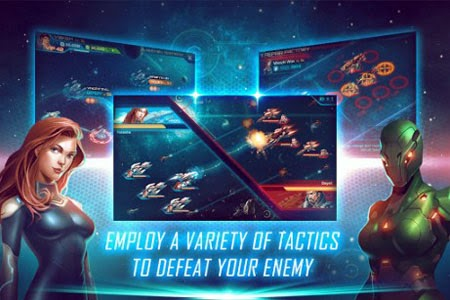 Download Galaxy Legend Android