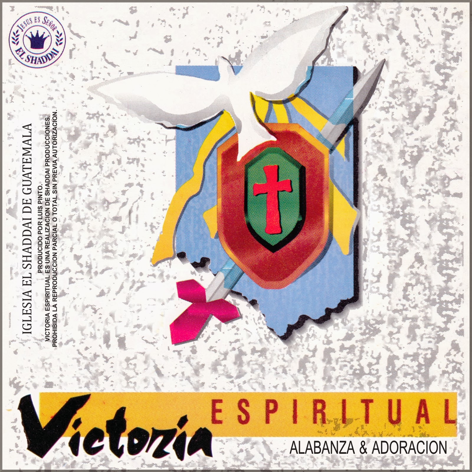 Iglesia El Shaddai Guatemala-Victoria Espiritual-