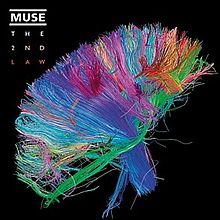 Image: Muse The 2nd Law Cover Album