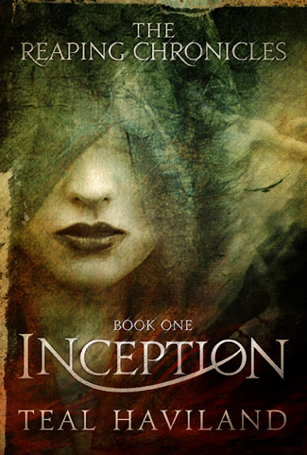 Cover Reveal: Inception