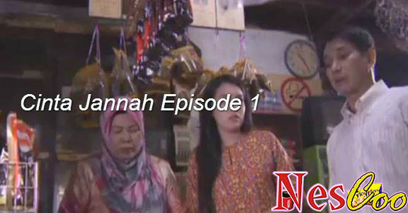 Tonton & Download Cinta Jannah Episode 1