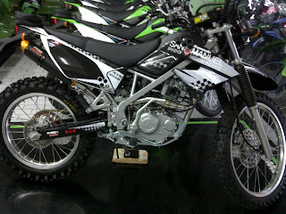 Kawasaki Luncurkan KLX 150 Versi Big Wheel (LIMITED EDITION)