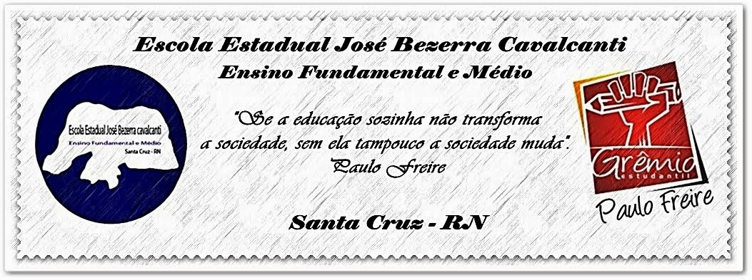 Escola Estadual José Bezerra Cavalcanti (Pedagógico)