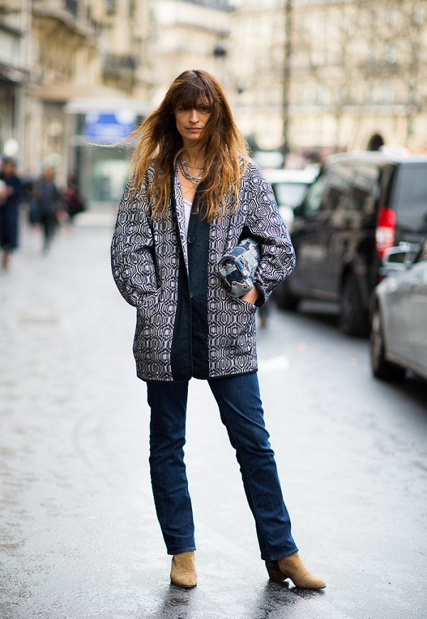 Caroline de Maigret, How to be Parisian, frech, love, icon, muse, Chanel, style, stile, moda, fashion, Parigi, Paris, chic, parisienne, parisian