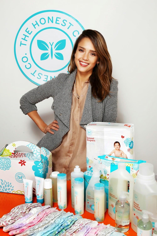 Jessica Alba Diapers