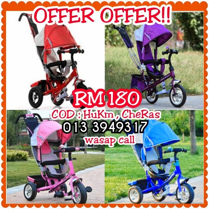 Offer Tricycle Stroller