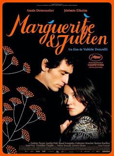 Marguerite y Julien Poster