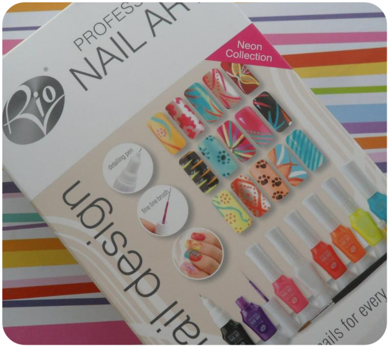 Rio Professional Nail Art Kit Review Miss Sunshine And Sparkle