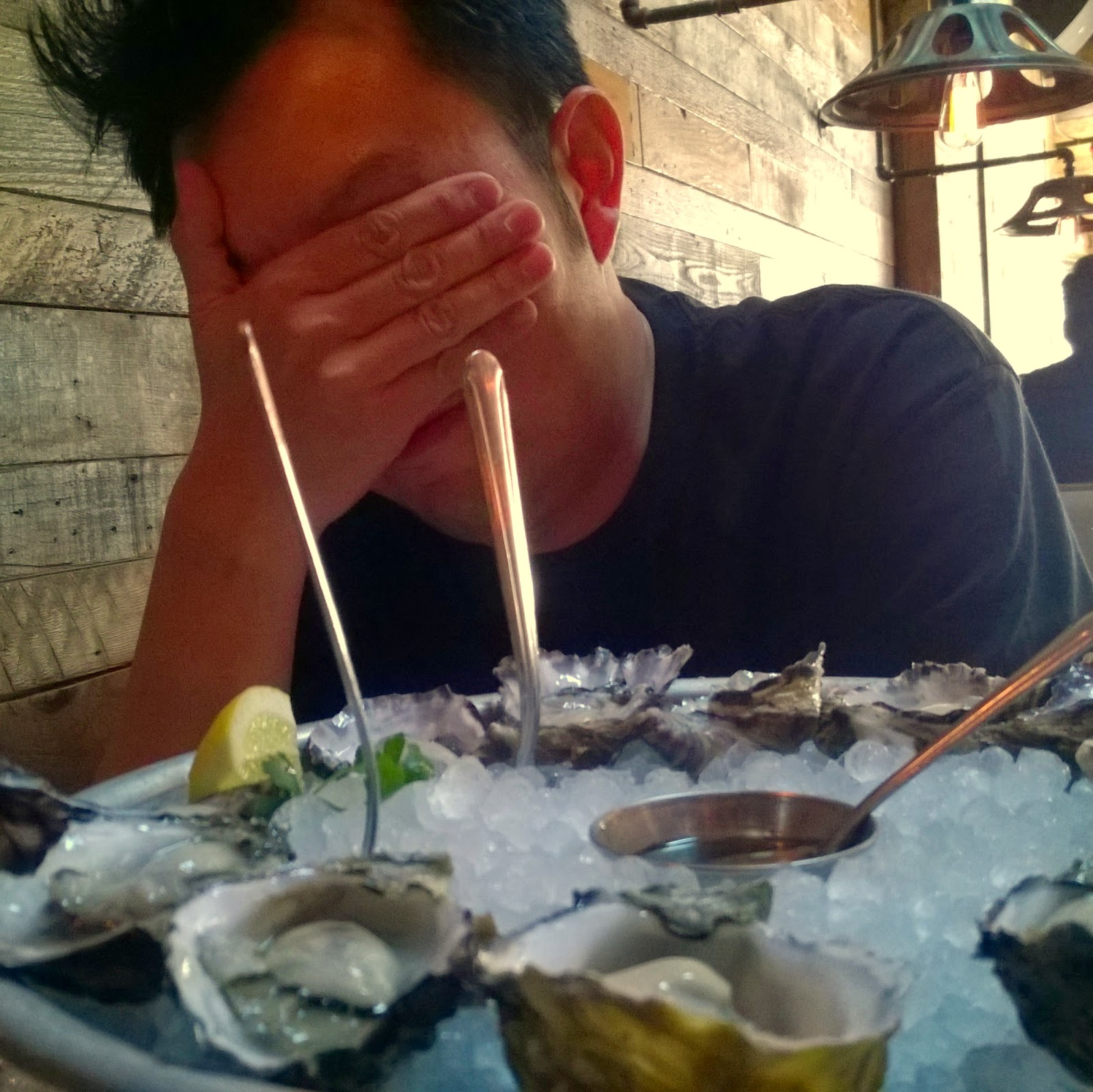 Tipple and Brine oyster bar