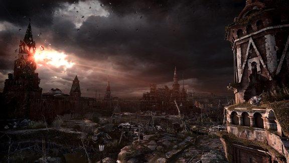 Metro 2033 оригинал скачать торрент - фото 7