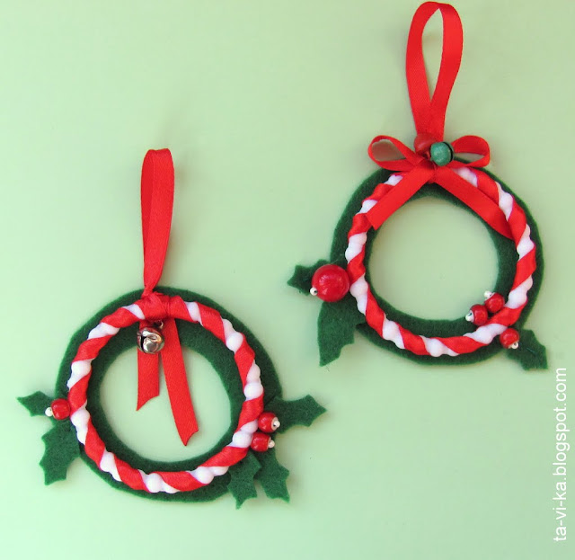 Рождественский венок Christmas wreath