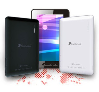 Micromax FunBook Android Tablet