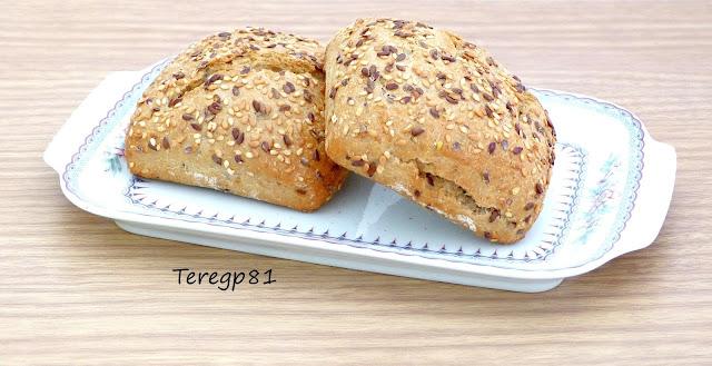 dieta, pan  con cereales