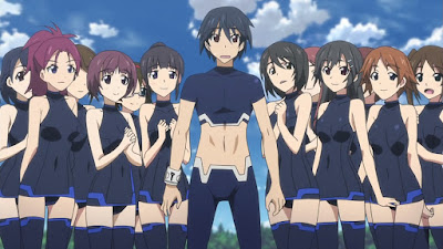 Anime de Infinite Stratos