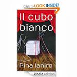 """Il romanzo """"Il cubo bianco"""" è disponibile in formato e-book."""