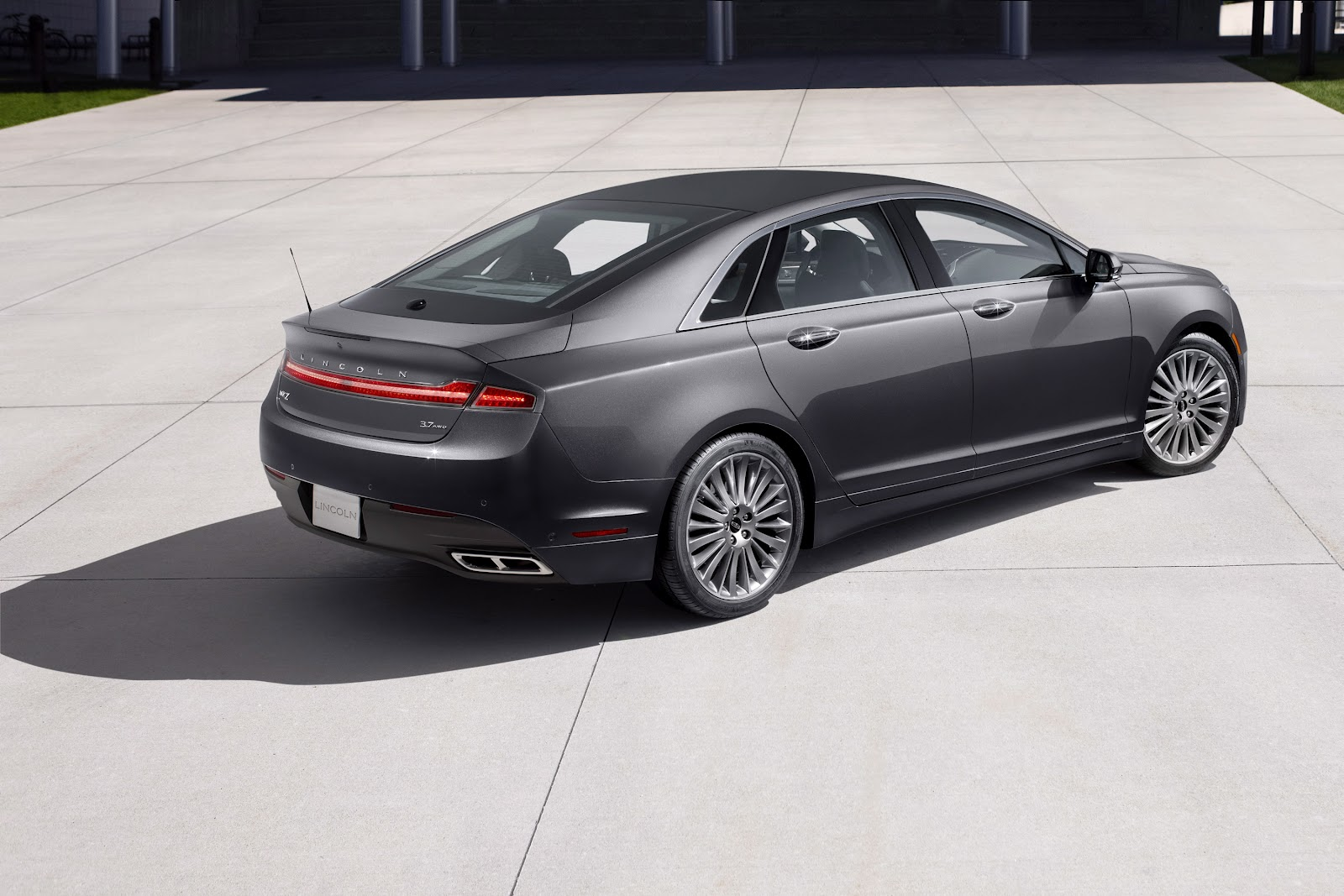 2016 - [Lincoln] MKZ - Page 2 2013+lincoln+mkz+4