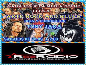 ARTE, ROCK AND BLUES
